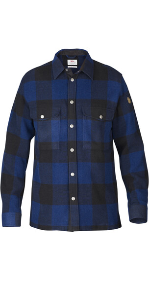 Fjällräven Canada Shirt Men Uncle Blue